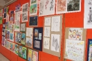 2014. május 8. - Képzőművészeink kiállítása az Óbudai Kulturális Központban