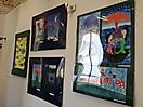 2016. december 7. - a Képzőművészet Tanszak kiállítása az Óbudai Esernyős Galériában