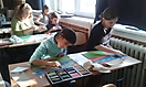 2017. január 26. - A képzőművészet tanszak házi rajzversenye