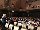 2019. október 16. - látogatás a Zeneakadémián