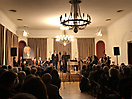 Bach koncert az Óbudai Társaskörben